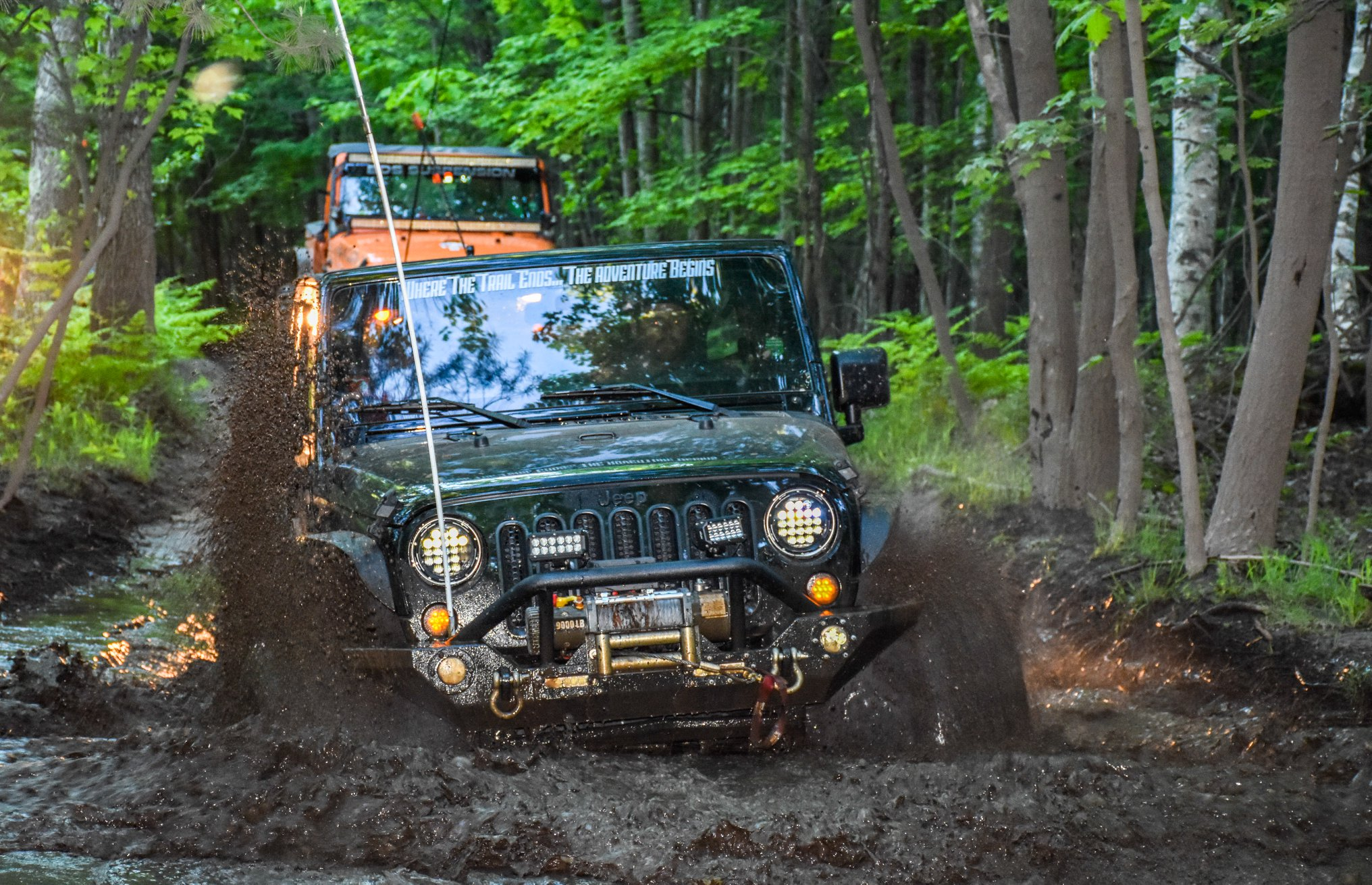 Off-Road Course